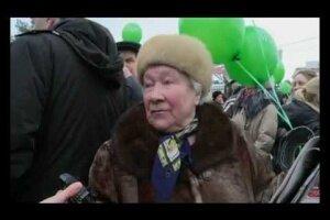 пикет в защиту Цаговского леса.avi
