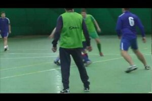 Футбольный турнир Рослесхоза